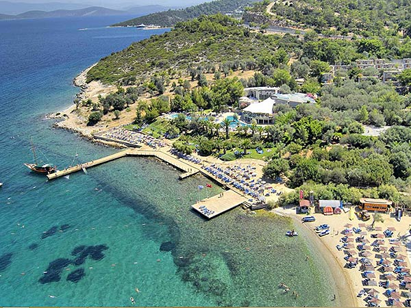 Cande Ora Holiday Village панорама