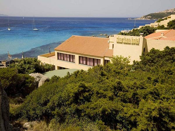 Club Hotel Shardana панорама