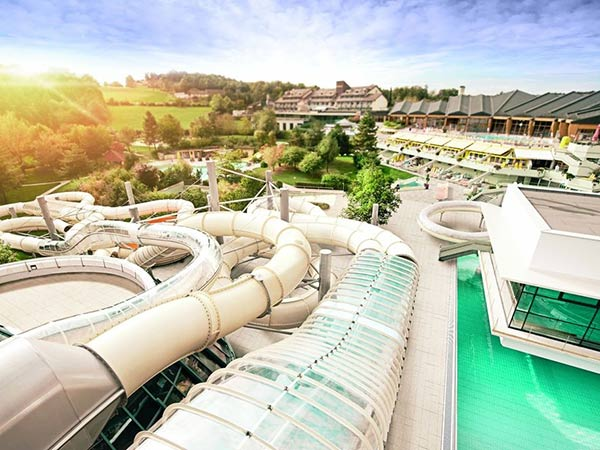 Loipersdorf Spa & Conference панорама 1