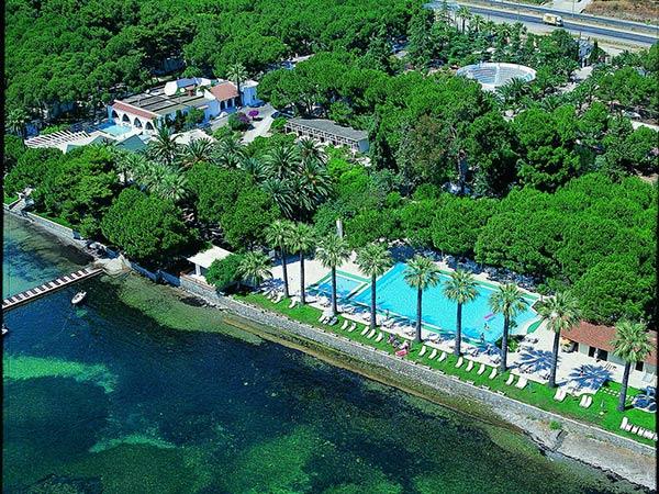 Omer Holiday Resort панорама 1