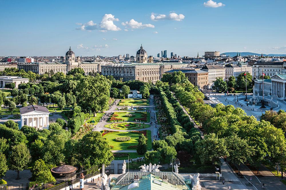 Вена лучший город мира