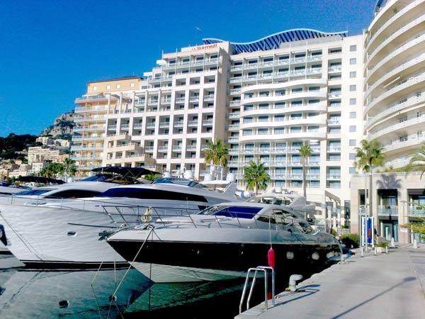 Marriott Riviera фасад 1