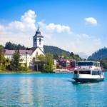 Австрия. Летний отдых на озерах и экскурсионные программы.