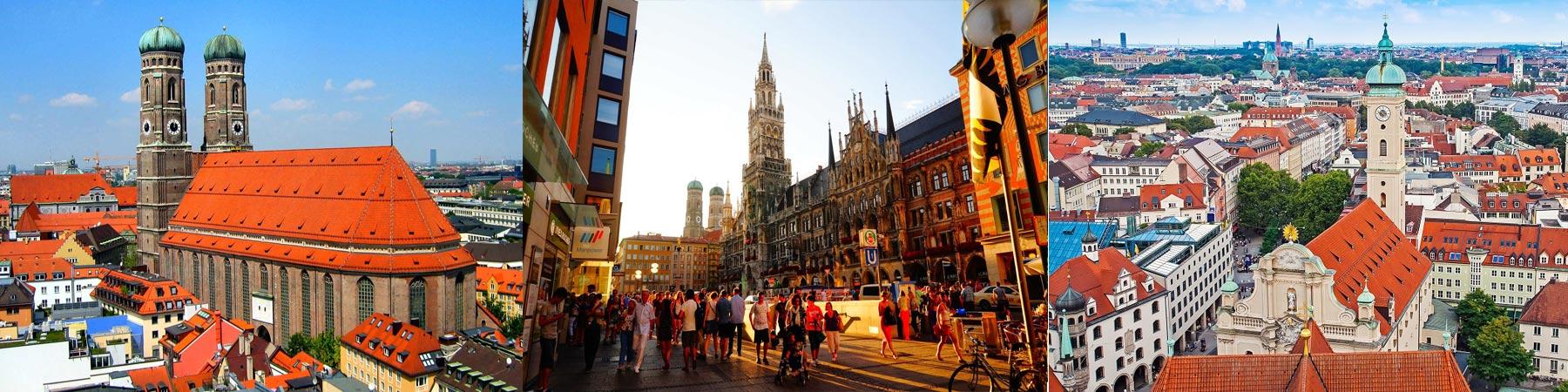 Экскурсии по Германии1