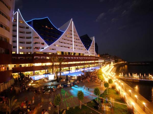 Orange County Resort Alanya панорама
