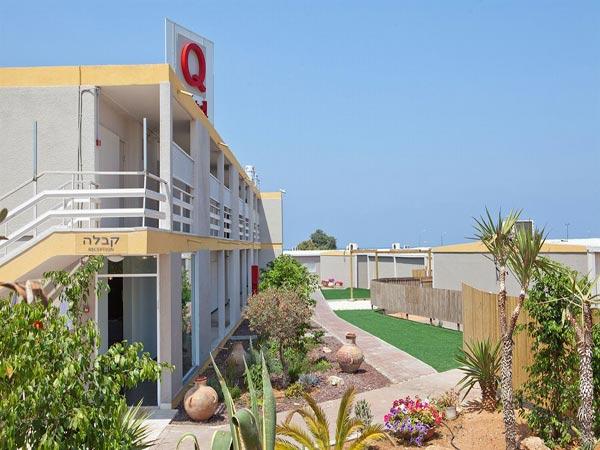 Q Hotel фасад