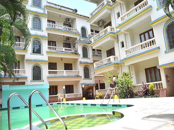Colonia de Braganza Resorts бассейн