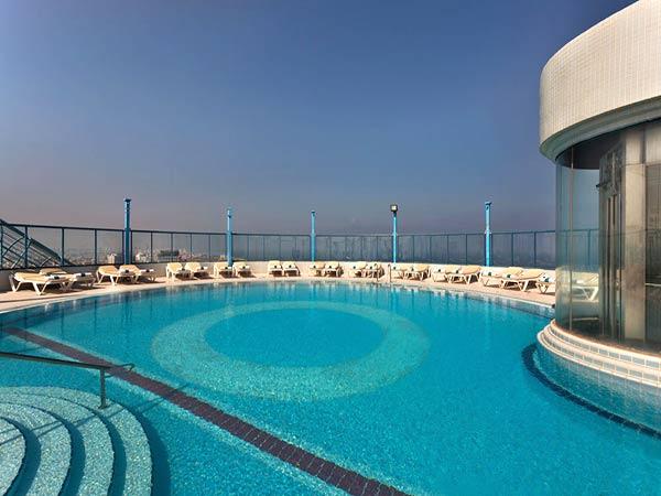 Isrotel Tower бассейн
