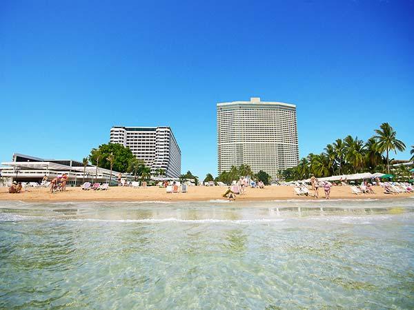 Ambassador City Jomtien Wing пляж