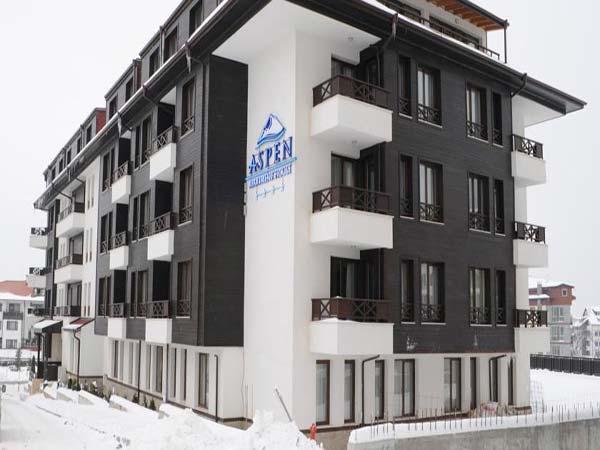 Aspen фасад 1