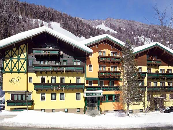 Austria фасад 2