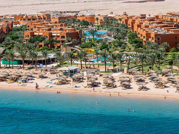 Caribbean World Resorts пляж