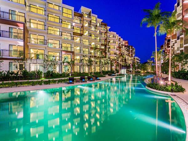 Centra Maris Resort Jomtien бассейн 1