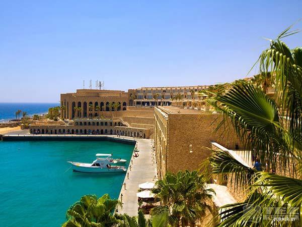 Citadel Azur Resort фасад 1