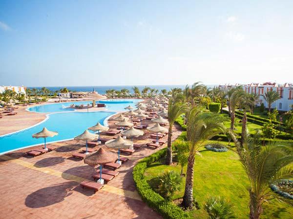 Fantazia Resort Marsa Alam территория