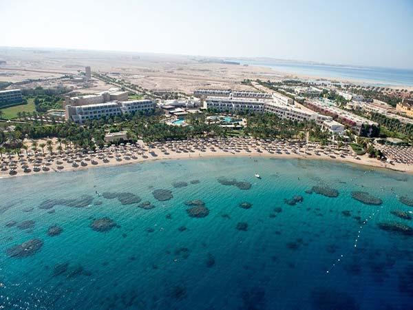 Fort Arabesque Resort панорама
