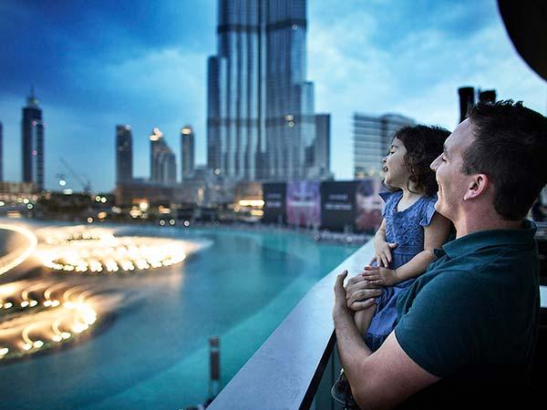 Ibis Al Barsha балкон