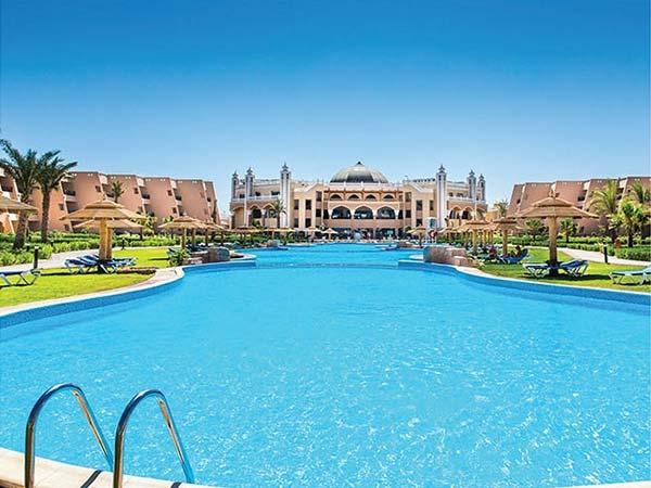 Jasmine Palace Resort бассейн