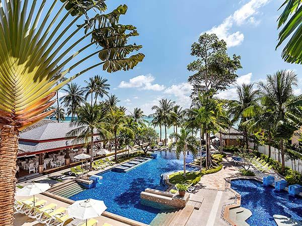 Kandaburi Resort & Spa бассейн