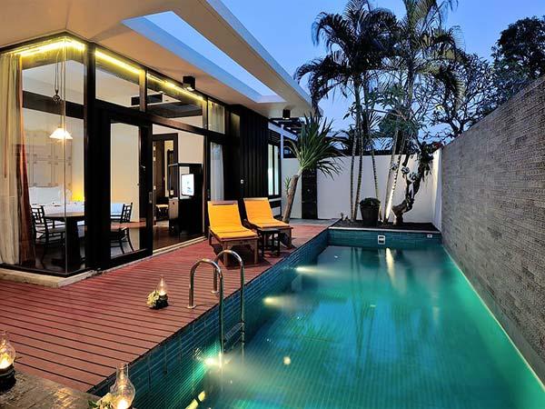 Malisa Villa Suites бассейн