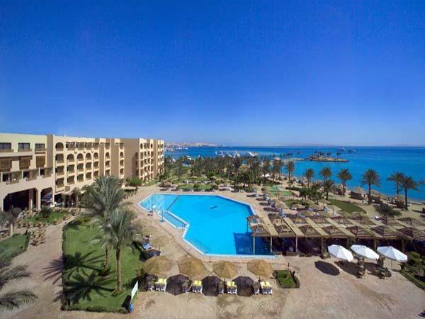 Moevenpick Resort Hurghada территория