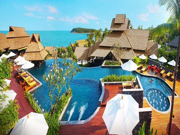 Nora Buri Resort & Spa бассейн 2