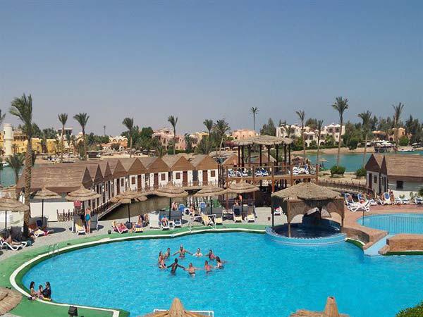 Panorama Bungalows Resort El Gouna бассейн