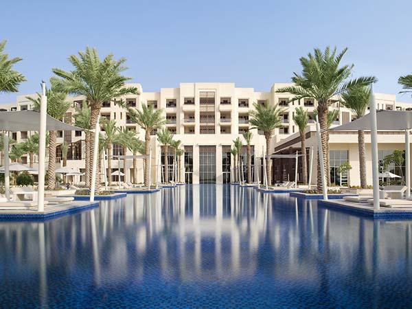 Park Hyatt Abu Dhabi Hotel & Villas фасад