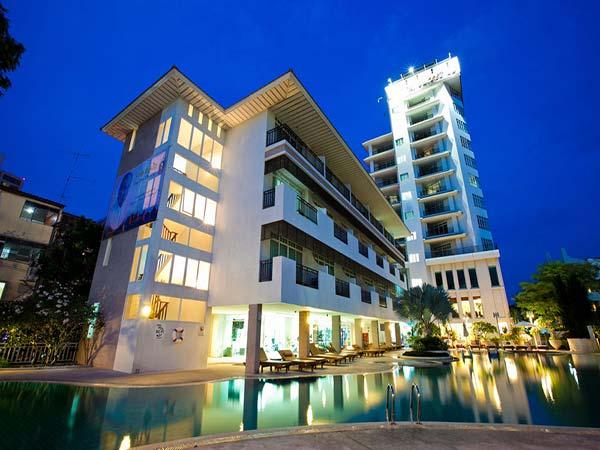Pattaya Discovery Beach фасад