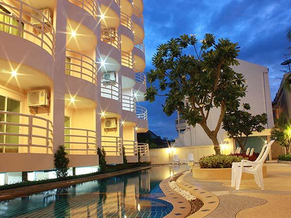 Phu View Talay Resort бассейн