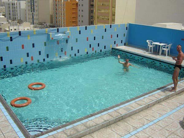 Rafee бассейн