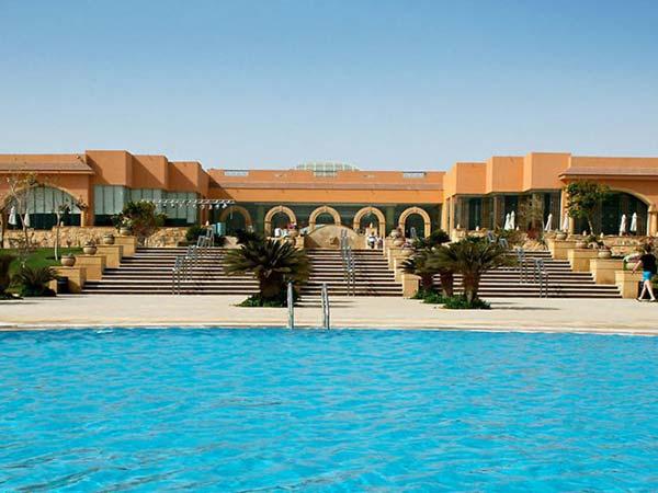 Resta Grand Resort фасад