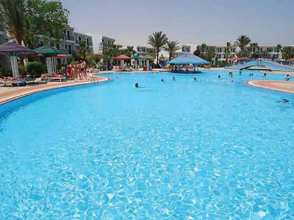 Riviera Plaza Abu Soma бассейн 1