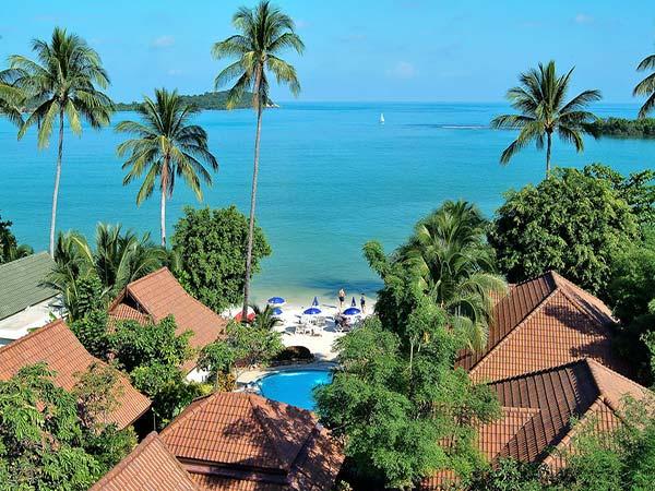 Samui Natien Resort панорама