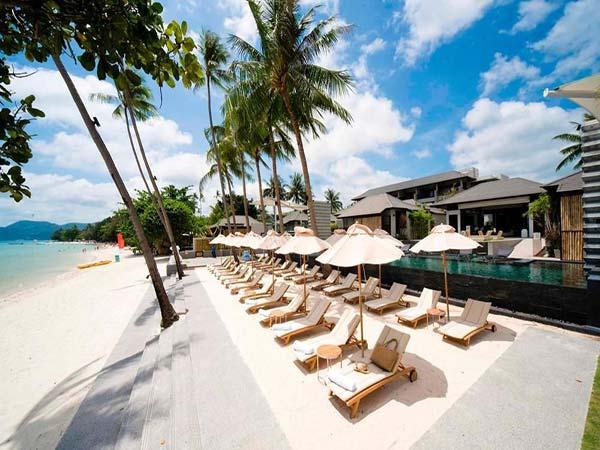Sareeraya Villas & Suites пляж