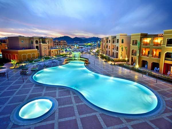 Sea Club Aqua Park Sharm бассейн