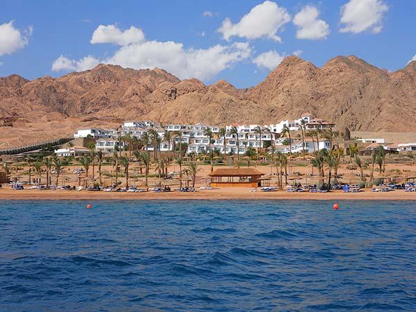 Sol Dahab Resort панорама 1