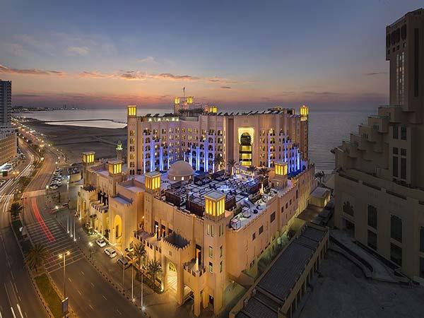 The Ajman Palace фасад