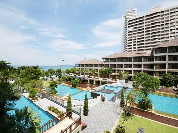 The Heritage Pattaya Beach Resort территория