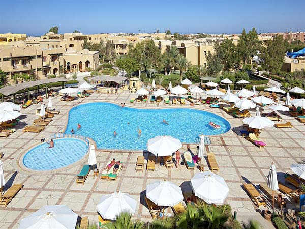 Three Corners Rihana Inn El Gouna бассейн