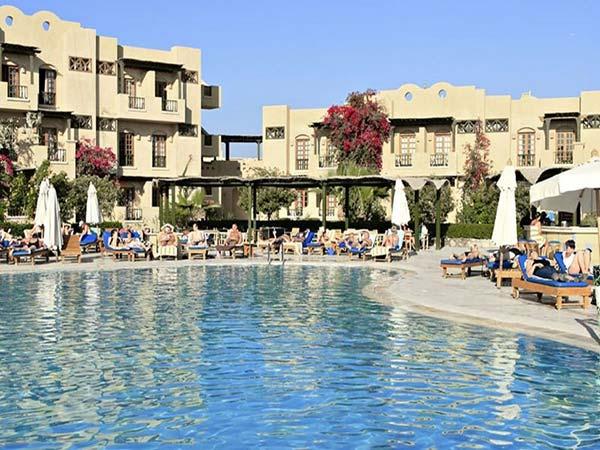 Three Corners Rihana Resort El Gouna бассейн 1