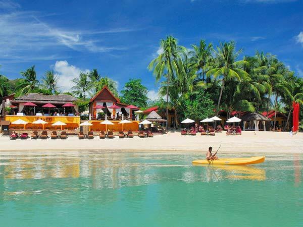 Zazen Boutique Resort & Spa пляж