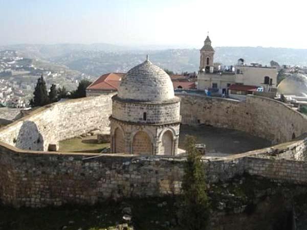 Mount of Olives вид из отеля