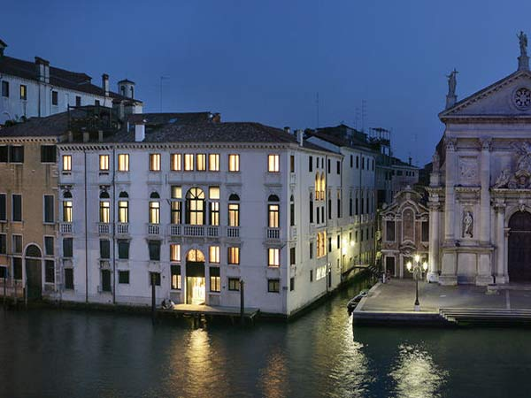 Palazzo Giovanelli e Gran Canal фасад