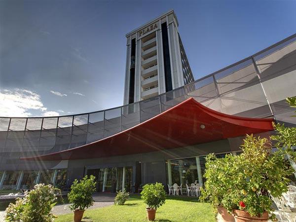 Panoramic Hotel Plaza фасад 1