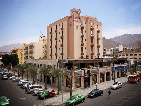 Al Raad фасад