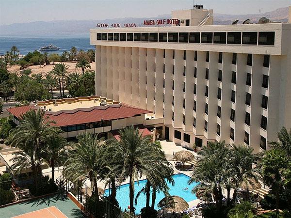 Aqaba Gulf фасад