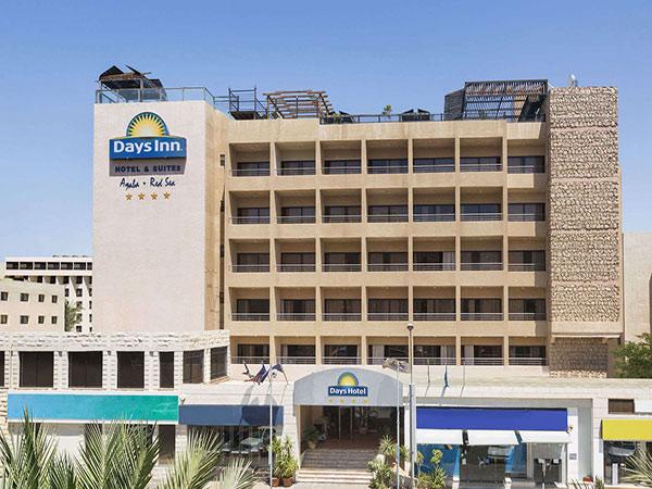 Days Inn фасад