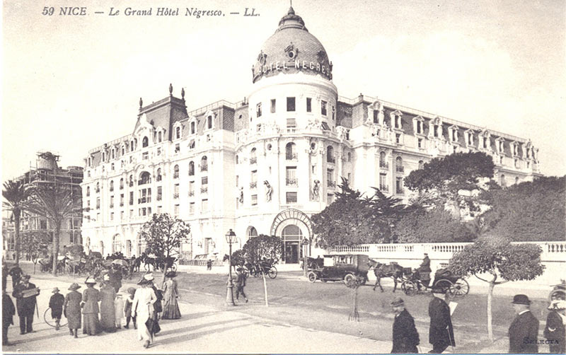 PALACE LE NEGRESCO