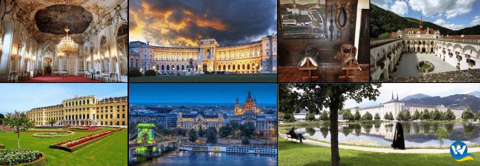 Вена Будапешт 700х242